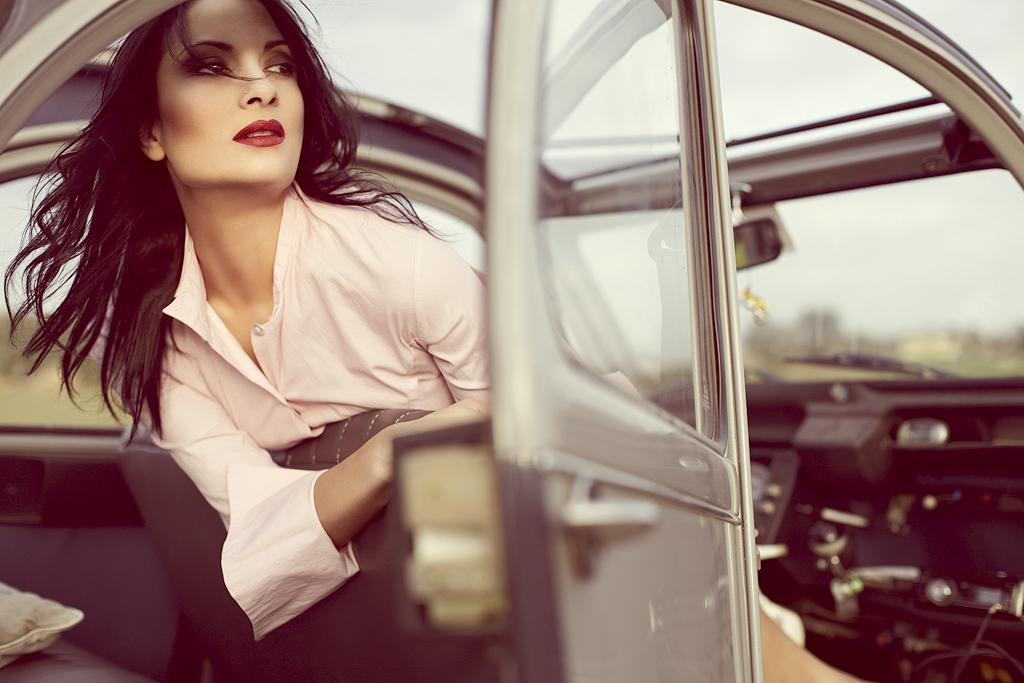 Model: Marta Fantini