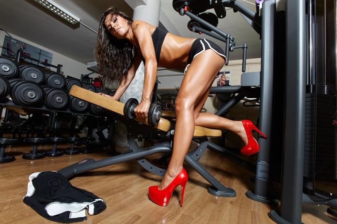 Model: Carola Martucci