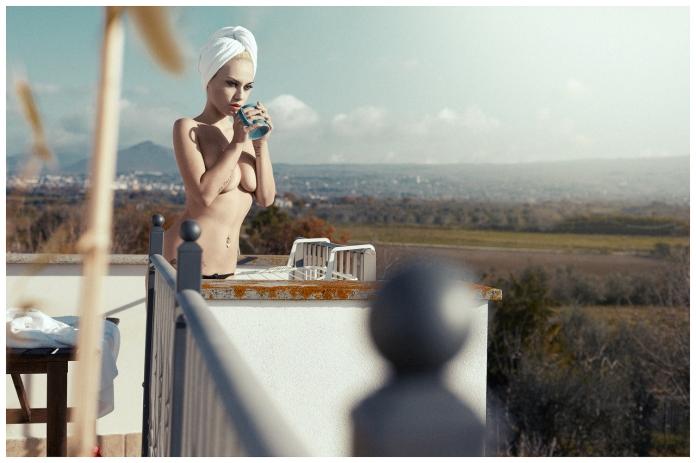Model: Marika Esposito