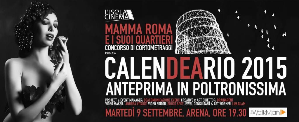 """MammaRoma e i suoi Quartieri & Progetto """"CalenDEArio2015"""""""